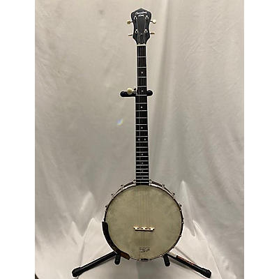 Recording King RKOH-6 Banjo