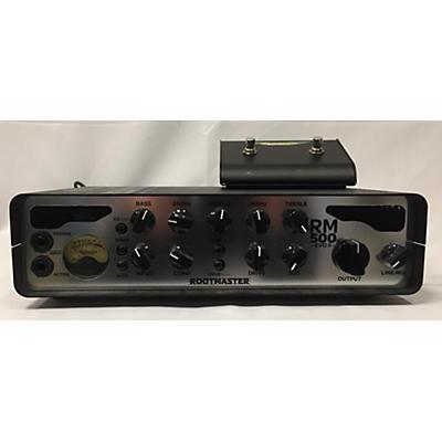 Ashdown RM-500 Evo II Bass Amp Head