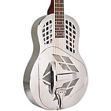 Open Box Recording King RM-991-S Tricone Resonator Guitar with Squareneck