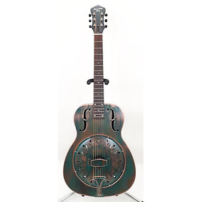 Recording King RM-997-VG Swamp Dog Resonator Guitar