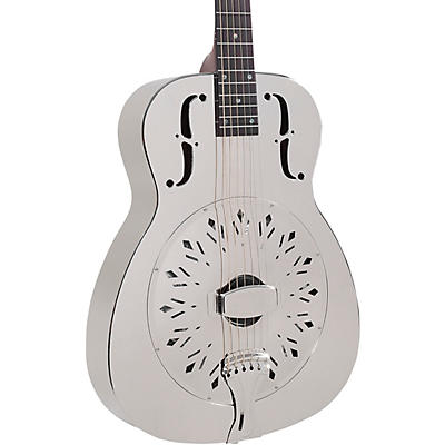 Recording King RM-998-D Metal Body Resonator, Style-0