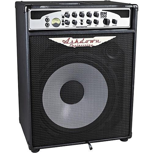 Ashdown RM-C115T-500-EVO Rootmaster 500W 1x15 Bass Combo Amp