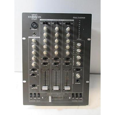 Stanton RM-THREE Powered Mixer
