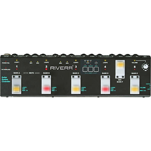 Rivera RM1 Guitar Effects Switching System
