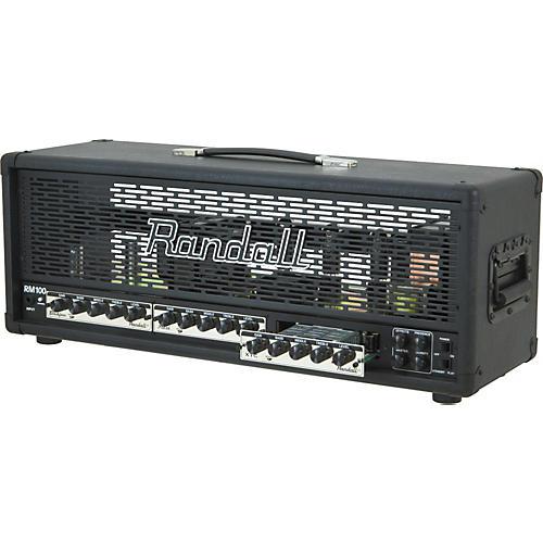 randall rm100m empty 3 module 100w guitar amp head musician 39 s friend. Black Bedroom Furniture Sets. Home Design Ideas