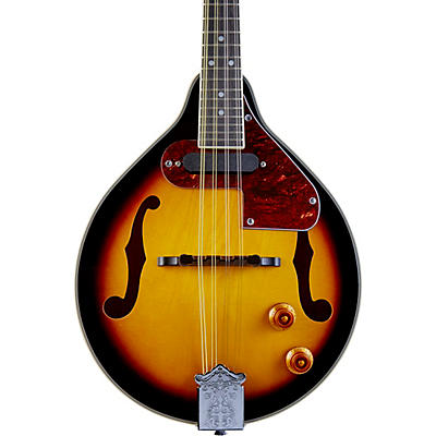 Rogue RM110AE Acoustic-Electric A-Style Mandolin