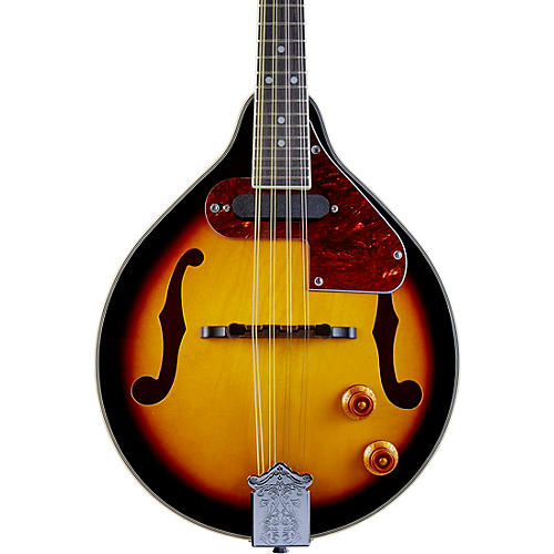 Rogue RM110AE Acoustic-Electric A-Style Mandolin Sunburst