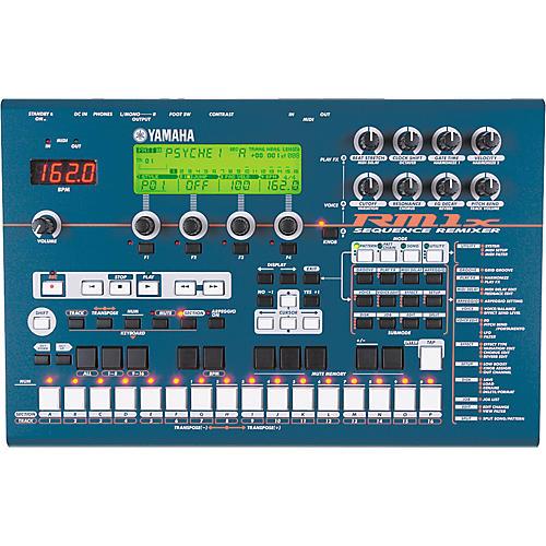 Yamaha RM1x Sequencer