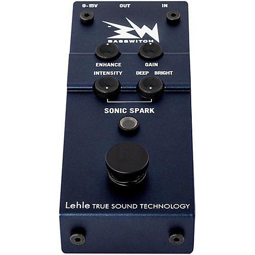 Lehle RMI Basswitch Sonic Spark--Pro Equipment Pedal