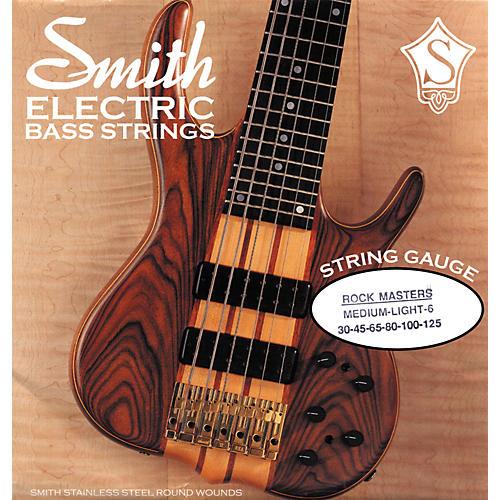Ken Smith RMML-6 Rock Master Medium Light 6-String Bass Strings