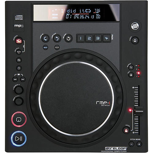 Reloop RMP-1 Scratch MK2 CD Player Condition 2 - Blemished  190839929570