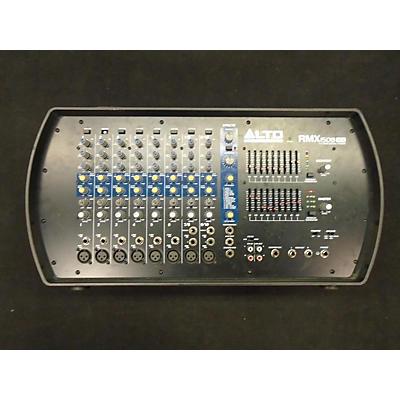 Alto RMX1508DFX 1500W Powered Mixer