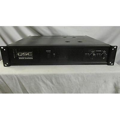 QSC RMX2450A Power Amp