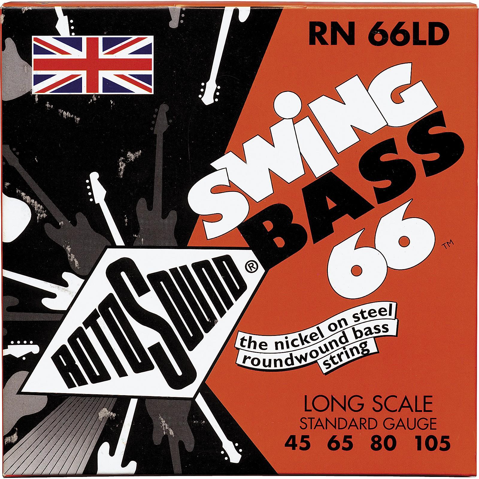 Rotosound RN 66LD Nickel Swing Bass Strings