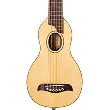 RO10 Rover Travel Acoustic Guitar Natural