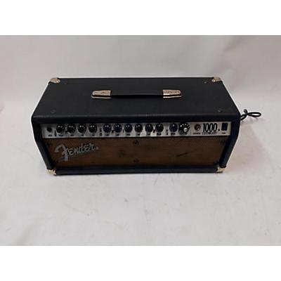 Fender ROC PRO 1000 Tube Guitar Amp Head