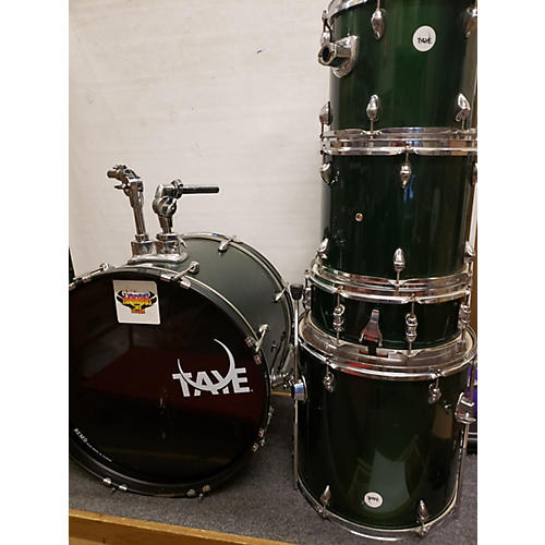 Taye Drums ROCKPRO SHELLPACK Drum Kit Emerald Green
