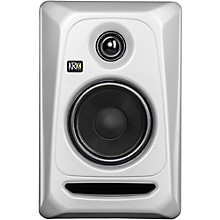 Open Box KRK ROKIT 5 G3 Powered Studio Monitor, Silver Black Limited Edition