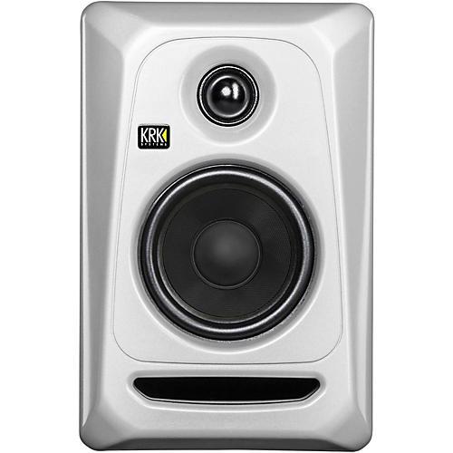 KRK ROKIT 5 G3 Powered Studio Monitor, Silver Black Limited Edition