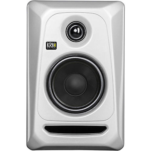 KRK ROKIT 5 G3 Powered Studio Monitor, Silver Black Limited Edition