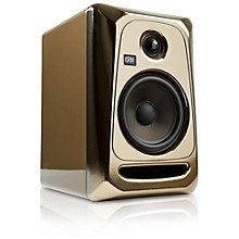 Open Box KRK ROKIT 5 G3 Powered Studio Monitor Vintage Chrome - Limited Edition