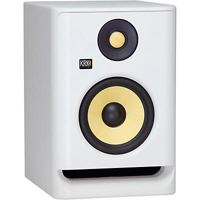 "KRK ROKIT 5 G4 White Noise 5"" Powered Studio Monitor (Each)"