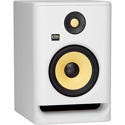 "KRK ROKIT 7 G4 White Noise 7"" Powered Studio Monitor (Each)"