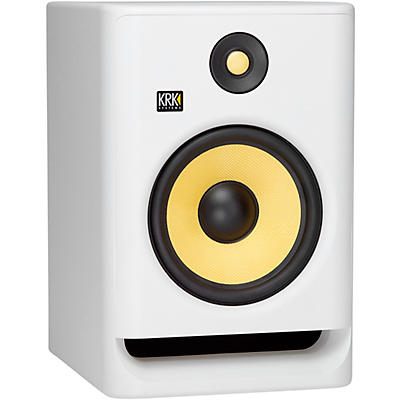 "KRK ROKIT 8 G4 White Noise 8"" Powered Studio Monitor (Each)"