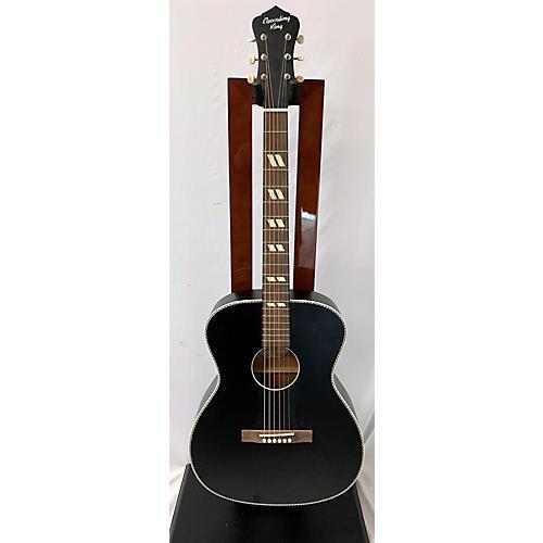 ROS-7-bK Dirty 37 Series Acoustic Guitar