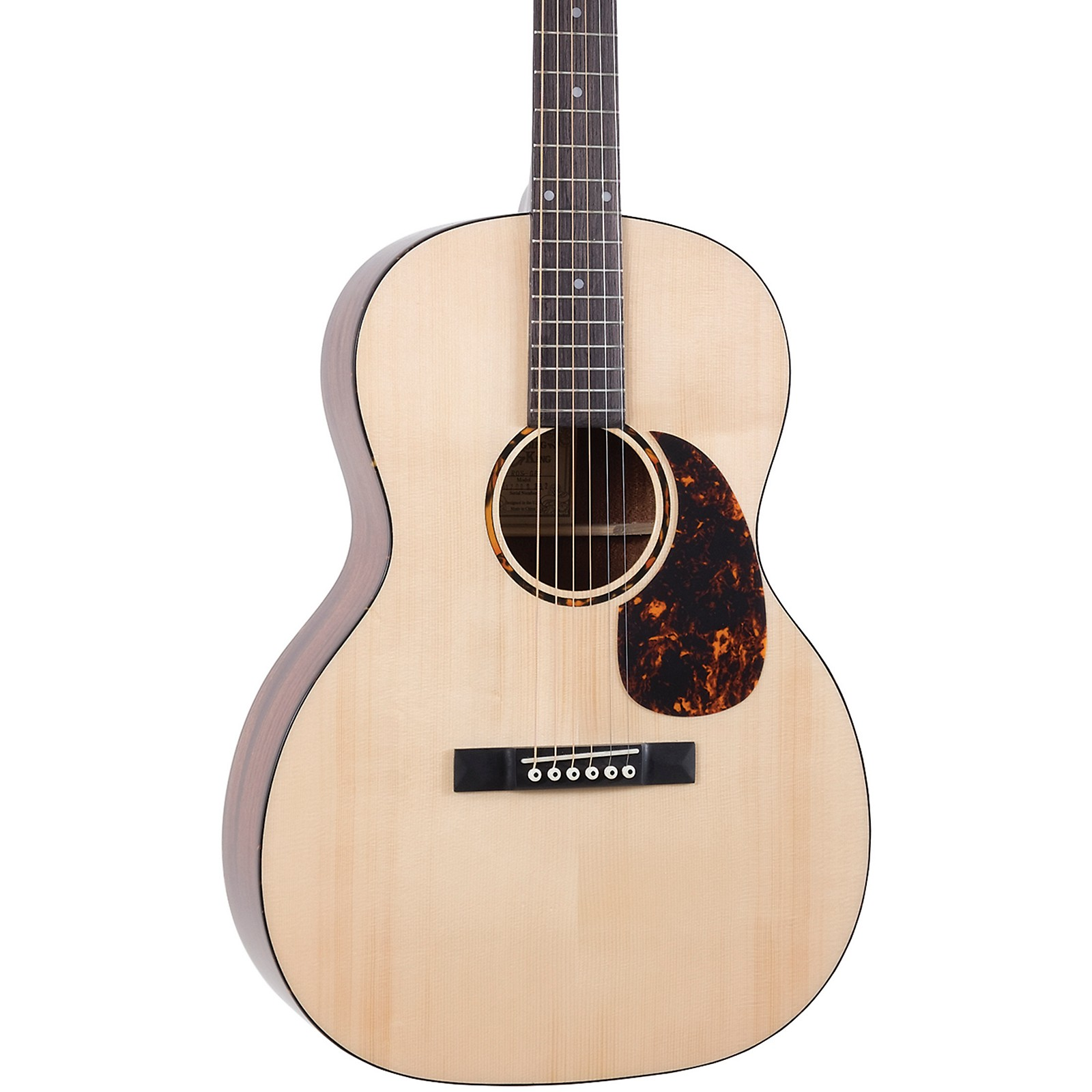 Recording King ROS-G6 000-12th Fret Acoustic Guitar