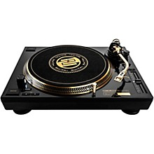 Reloop RP-7000 MK2 GLD Limited Edition Gold Turntable