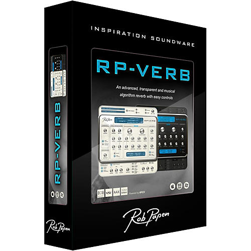 Rob Papen RP-Verb Upgrade