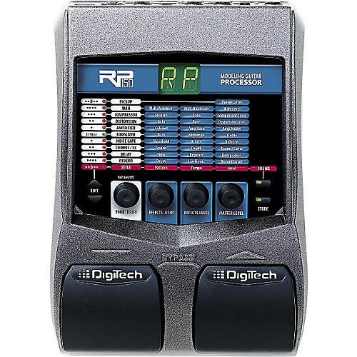 DigiTech RP150 Guitar Multi Effects Pedal