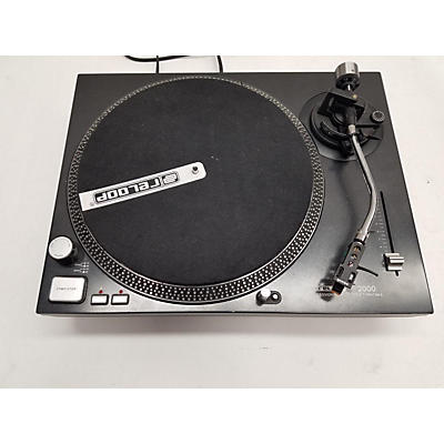 Reloop RP2000M Record Player