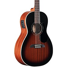 Open Box Alvarez RP266SESB Parlor Acoustic-Electric Guitar