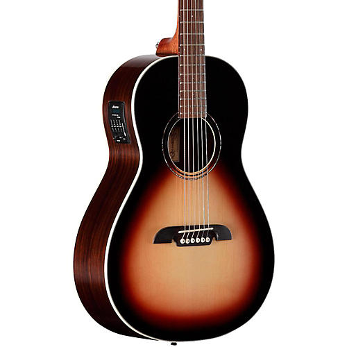 alvarez rp270esb parlor acoustic electric guitar musician 39 s friend. Black Bedroom Furniture Sets. Home Design Ideas