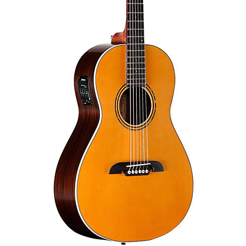 alvarez rp270evnt parlor acoustic electric guitar musician 39 s friend. Black Bedroom Furniture Sets. Home Design Ideas