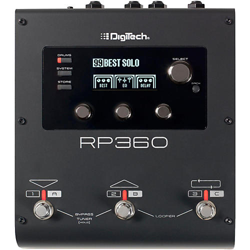 RP360 Guitar Multi-Effects Pedal