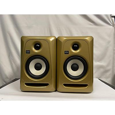 KRK RP5 ROKIT G3 GOLD EDITION Pair Powered Monitor