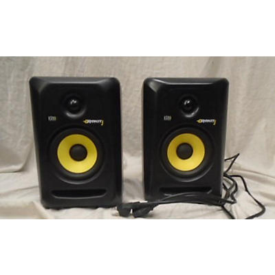 KRK RP5 ROKIT G4 Pair Powered Monitor