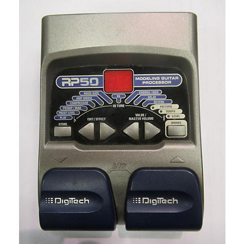 RP50 Effect Processor