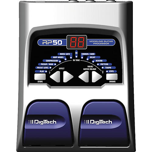 DigiTech RP50 Guitar Multi Effects Pedal