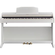 Open BoxRoland RP501R Digital Home Piano White
