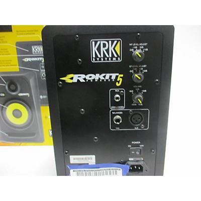 KRK RP5G3 Each Powered Monitor
