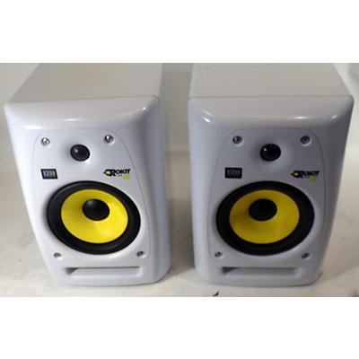 KRK RP6G2 Pair Powered Monitor