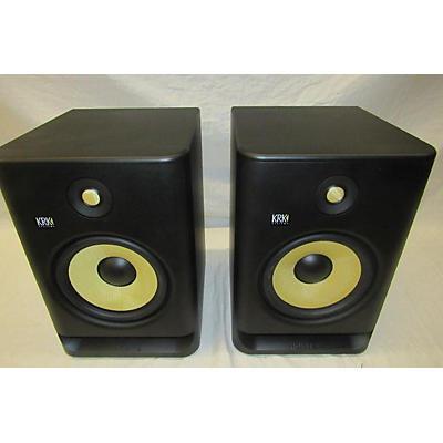 KRK RP8 ROKIT G4 Pair Powered Monitor