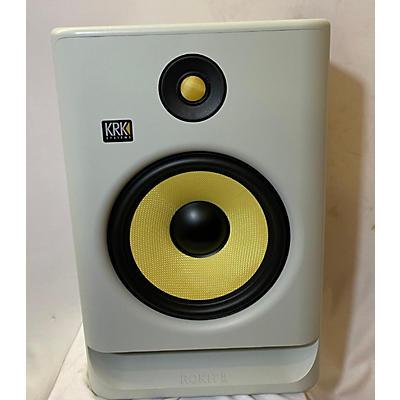 KRK RP8 ROKIT G4 Pair White Powered Monitor