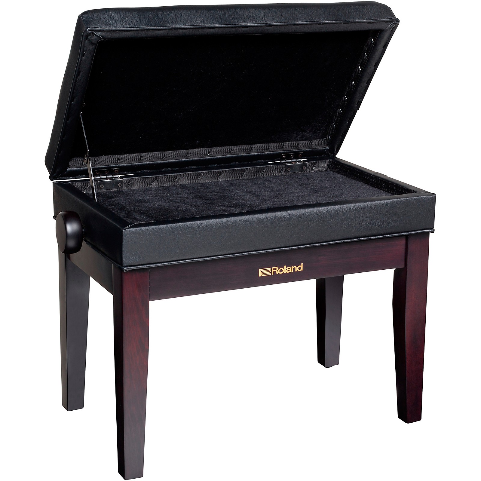 Roland RPB-500PE Bench - Cushioned with Storage Compartment