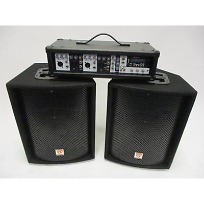 Rockville RPG2x10 System Sound Package