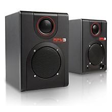 Open BoxAkai Professional RPM3 Production Monitors with USB Audio Interface